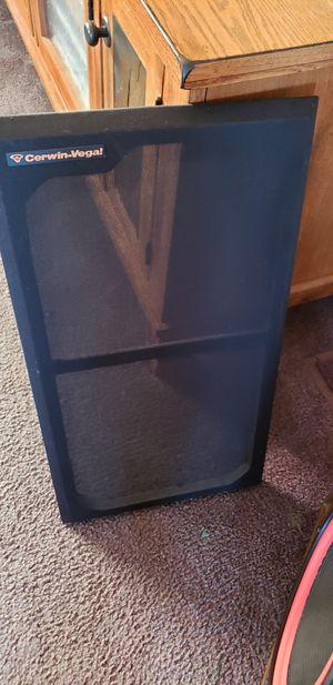 Cerwin vega speakers AT12 for Sale in Rye, CO