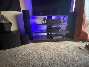 Sony/Polk 5.1 Surround Sound Home Theater System for Sale in Spring Valley, CA
