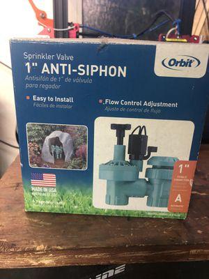 Sprinkler valve for Sale in Corona, CA