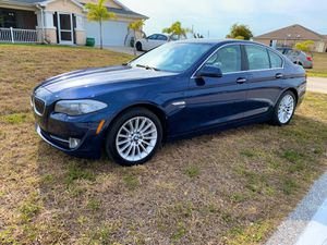 Bmw 2012 series 5 535i xdrive for Sale in Cape Coral, FL