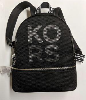 New Michael Kors Rhea Zip - Black/Optic White for Sale in Montclair, CA