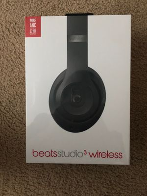 Beats studio 3 wireless for Sale in Torrance, CA