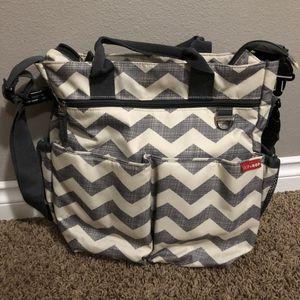 Chevron Skip hop diaper bag for Sale in Everett, WA