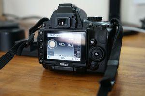 Nikon D5000 for Sale in Dublin, CA