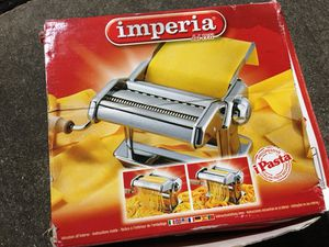 Italian Import Pasta Machine Imperia iPasta for Sale in Houston, TX