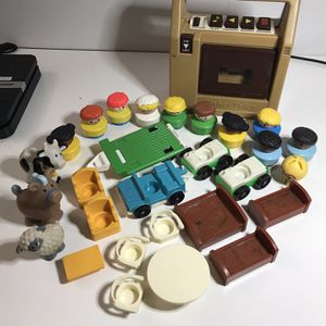 Vintage Fisher Price Little People Lot for Sale in Shoreline, WA