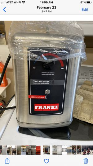 Tankless water heater for Sale in Belmont, CA