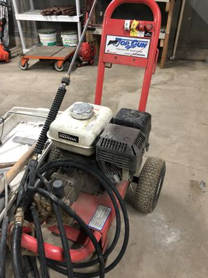 Honda pressure washer good condition 2900 psi for Sale in South San Francisco, CA