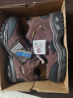 New Sketchers Work Boots for Sale in Tacoma, WA
