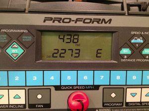 Treadmill - Proform Crosswalk Caliber Elite for Sale in Elk Grove, CA