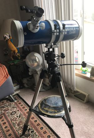 Aurora Telescope with two lenses for Sale in Washington, PA