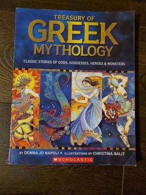 Kids Books- Educational Greek Mythology for Sale in Vancouver, WA