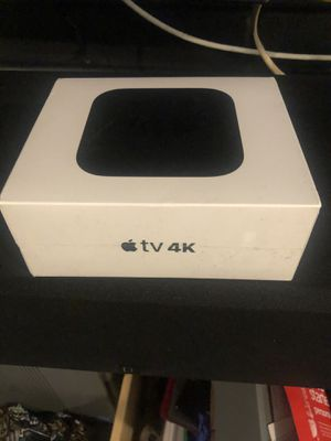 Brand New still sealed in box Apple 4K TV for Sale in Fresno, CA