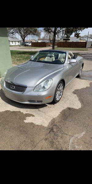 Lexus sc 430 for Sale in Big Spring, TX