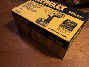 DeWalt 1/2 Inch Impact Wrench for Sale in Manassas, VA