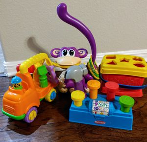 Infant and toddler toys for Sale in Pflugerville, TX