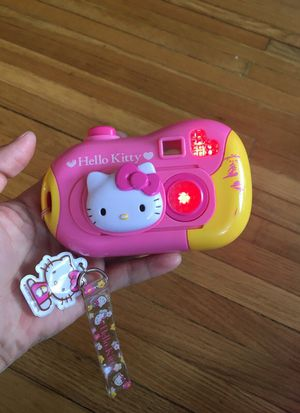 Hello kitty musical camera/kids toy for Sale in Staten Island, NY