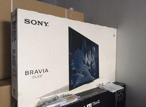"65"" Sony Bravia OLED smart 4K UHD tv for Sale in Jurupa Valley, CA"