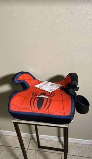 Spider man booster car seat for Sale in Clovis, CA