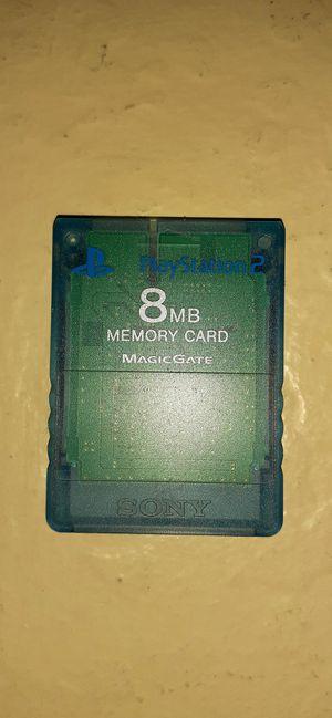 PS2 Memory Card for Sale in Buckeye, AZ