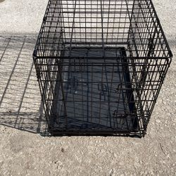 Barely used Small Dog Crate for Sale in Chicago,  IL