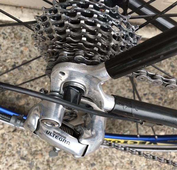 Trek 5200 Road Bike 56cm