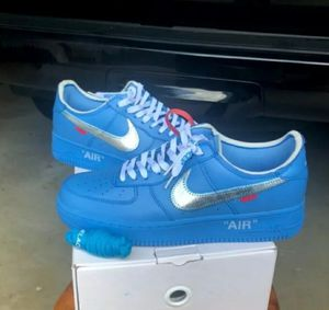 Nike air force ow size 11 for Sale in Harvey, LA