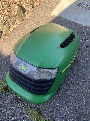 Riding lawn mower hood John Deere L111 for Sale in Everett, WA