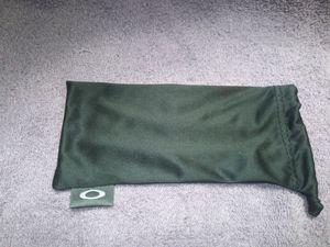 Oakley eyeglass dust bag for Sale in Lawrenceville, GA