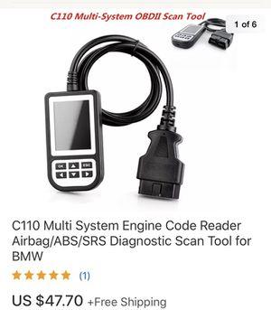 BMW/MINI SCANNER for Sale in Sterling, VA