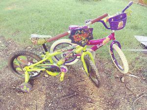 kids 16in bikes for Sale in Dallas, TX