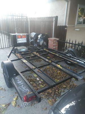Dirt bike trailer $500 obo for Sale in Burbank, CA