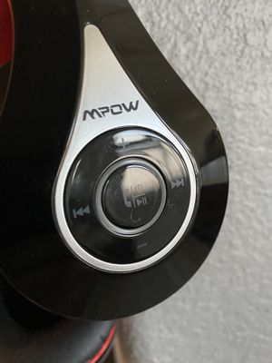 MPOW Bluetooth over the ear headphones for Sale in Las Vegas, NV