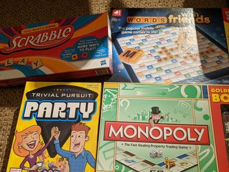 Lot of Hasbro Family Board Games for Sale in San Jose,  CA