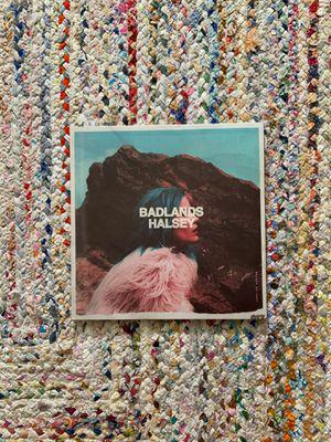 "Halsey ""Badlands"" Light Pink LP Vinyl Record for Sale in Snohomish, WA"