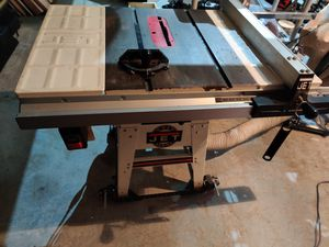 Jet table saw 1- 1/2hp like new. for Sale in East Brunswick, NJ