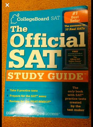 SAT Prep Book for Sale in Reading, MA