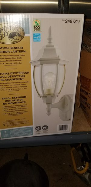 Outside lights 3 new 20 ea or 50 for all obo for Sale in Baltimore, MD