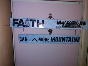 Hand made wall hanging for Sale in Summersville, WV