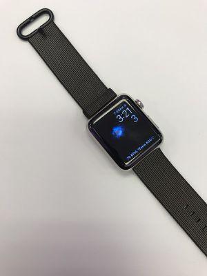 Apple Watch 42MM Stainless Steel - Series 2 for Sale in Alexandria, VA