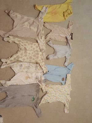 Kids, baby clothes, infant, 0-6 months for Sale in Mason, OH