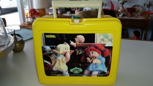 Vintage 1985 Cabbage Patch Lunch Box for Sale in Houston, TX