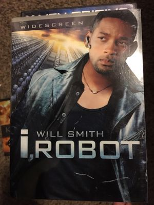I Robot DVD for Sale in Midwest City, OK