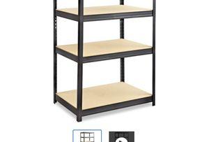 . Metal shelves. Heavy duty for Sale in Dallas, TX