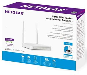 NETGEAR: N300 Wifi ROUTER W/5dBi External Antennas for Sale in Blue Bell, PA