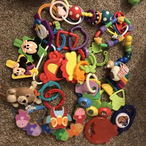 Infant Toy Lot (Multiple Photos!) for Sale in North Olmsted, OH