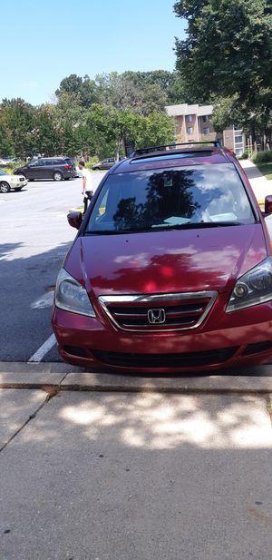 Honda odessey for Sale in Fayetteville, GA