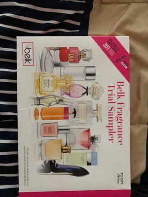 Belk Fragrance Trial Sampler for Sale in Dallas, TX
