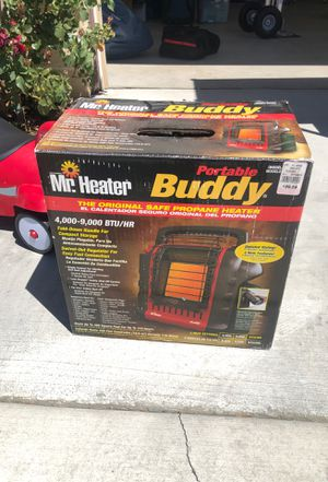 Portable gas heater for Sale in Menifee, CA
