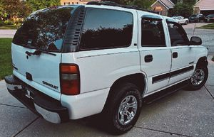 Clean title. One owner - SUV CHEVY TAHOE 2003 for Sale in Escondido, CA